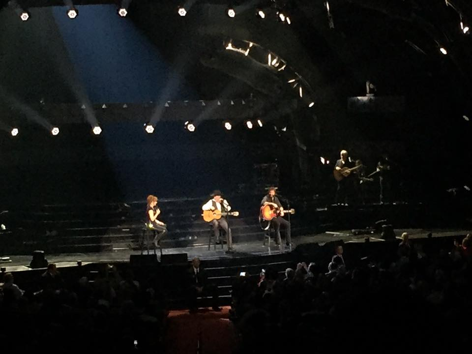 Reba with Brooks and Dunn