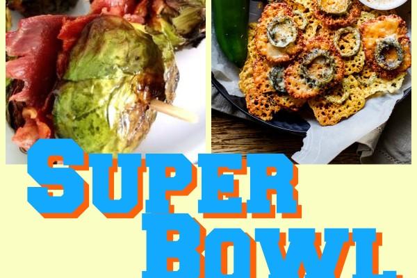 Super Bowl Party Playbook [Recipes]