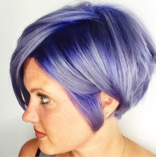 Purple Unicorn Hair