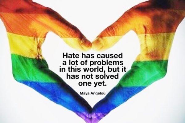 Hate Solves Nothing #prayfororlando {WIAW}