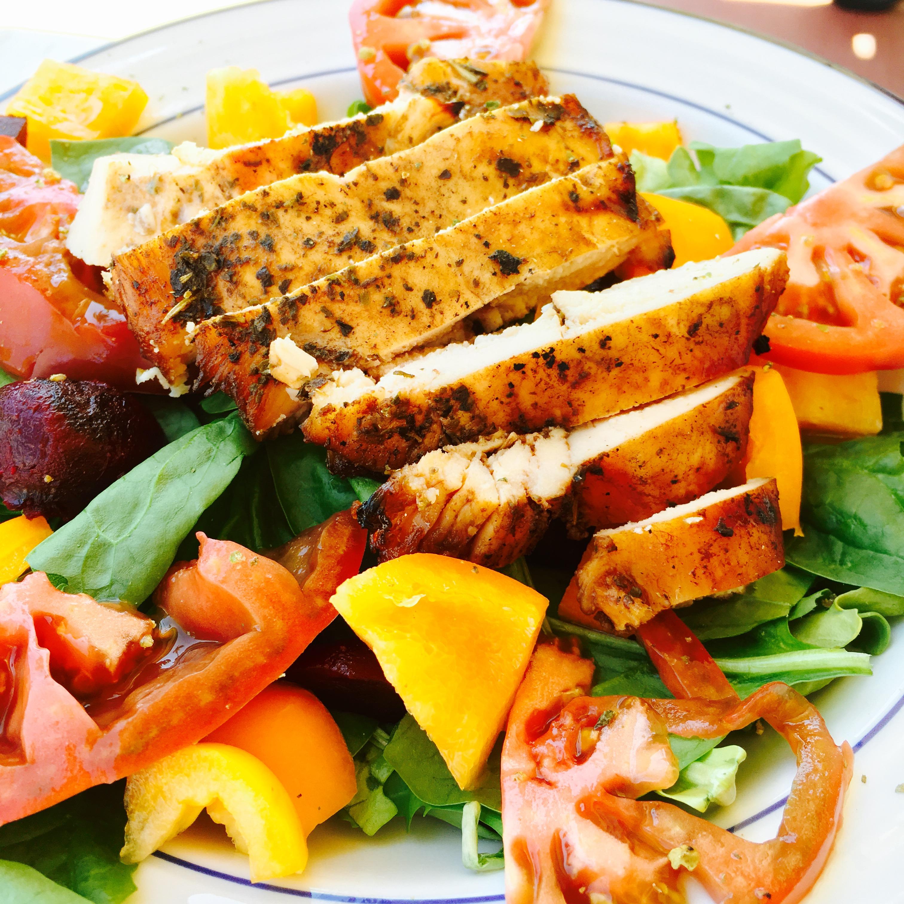 balsamic-marinated-chicken-salad