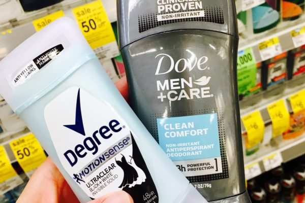 How to choose the right deodorant for YOU!