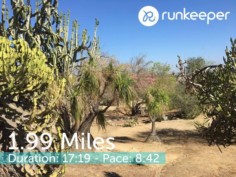 Balboa Park run, part 1