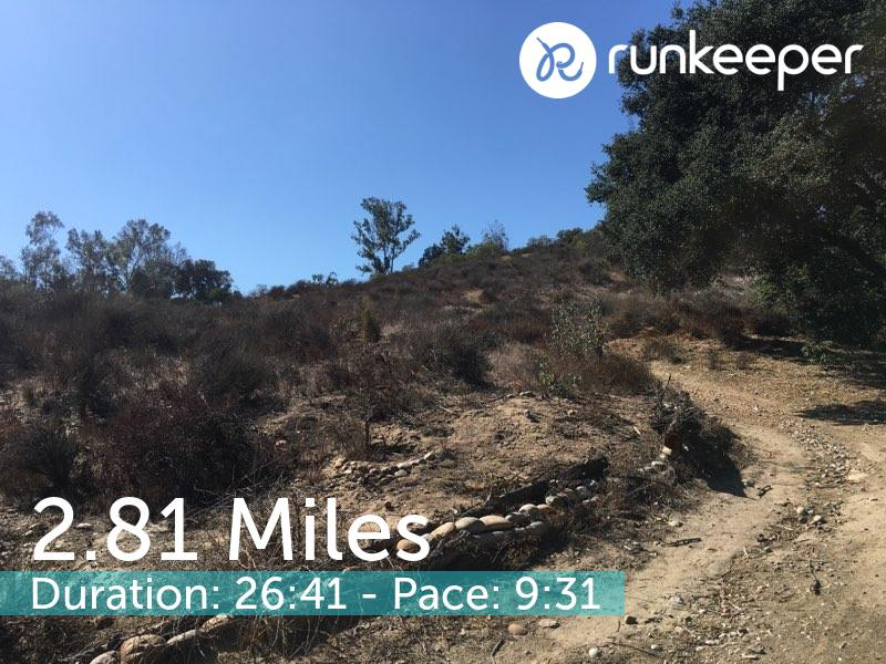 Balboa Park Trail Run, part 2
