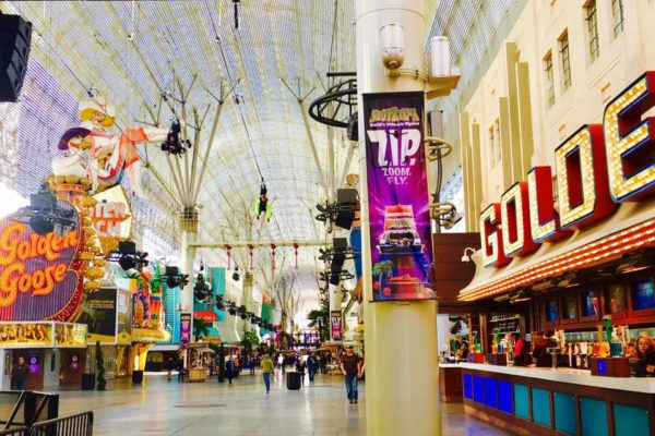 Exploring Downtown Las Vegas [WIAW]