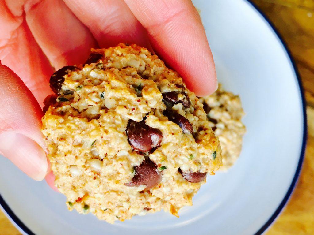 Oatmeal & Hemp Seed Cookie Bites