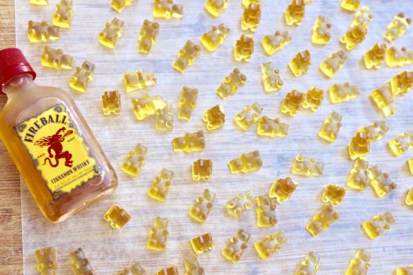 Fireball Gummy Bears [Recipe]