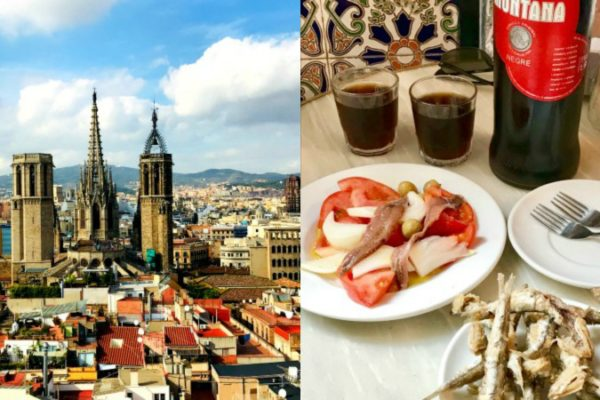 5 Reasons to Take a Food Tour in Barcelona
